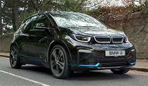 Image of the BMW i3