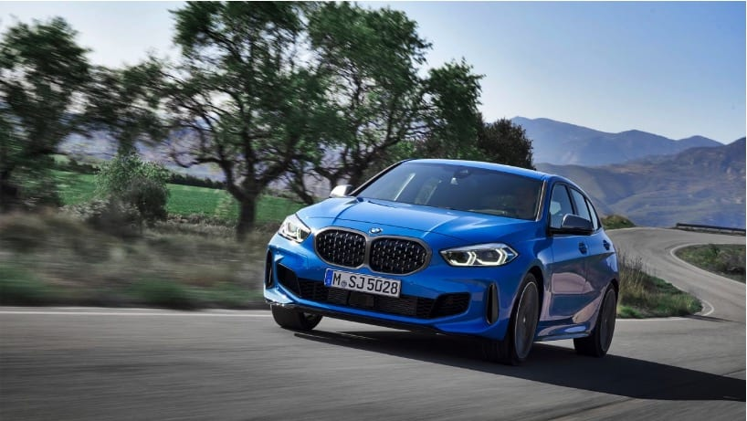 Image of the BMW 1 Series