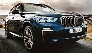 Image of a BMW X5