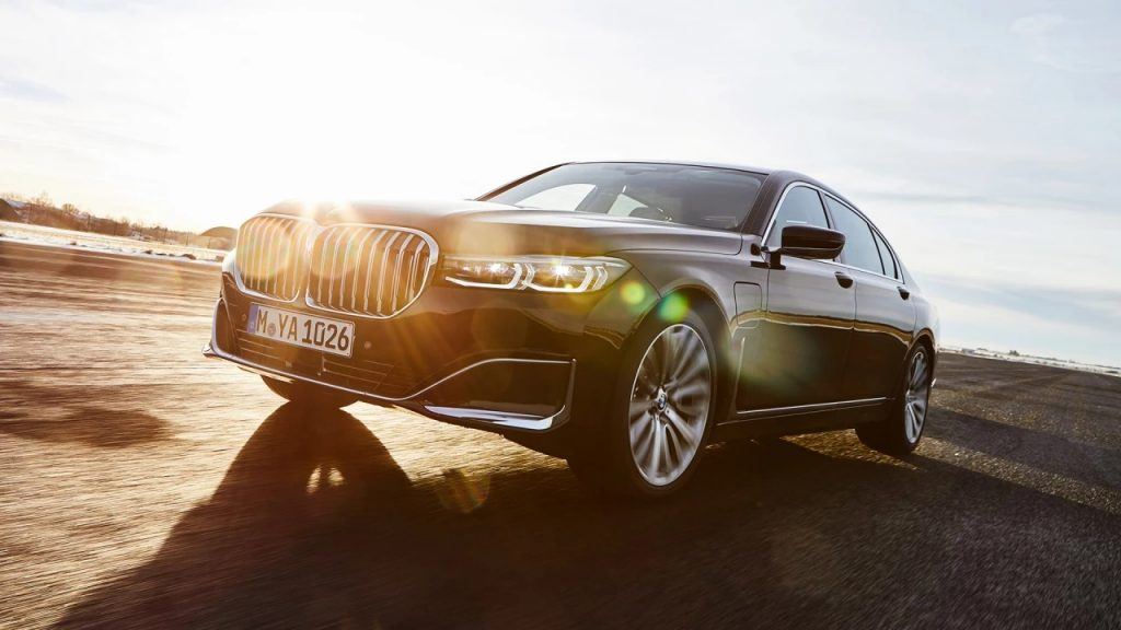Image of a BMW-745e-745Le-xDrive-SALOON