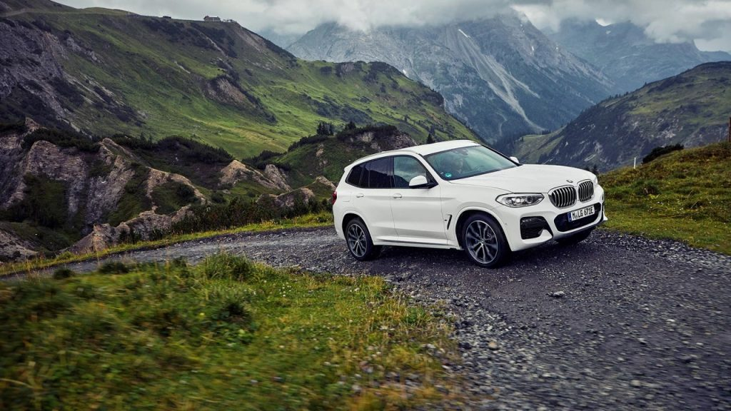 Image of a BMW-X3-xDrive30e-phev