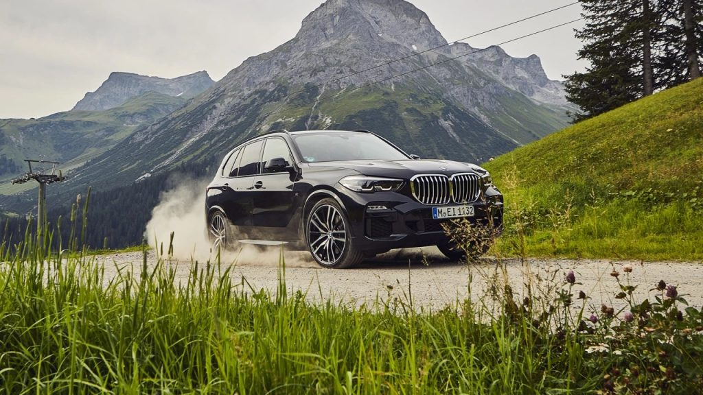 Image of a BMW-X5-xDrive45e-phev