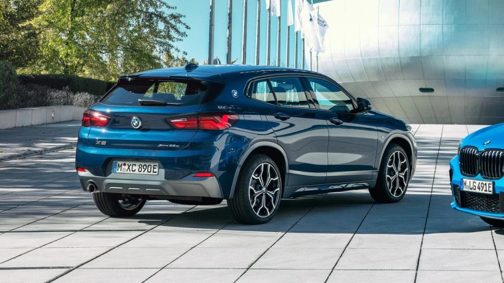 Image of a bmw-X2-xDrive25e-phev