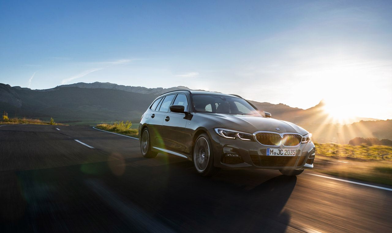 Image of a BMW 3-Series Touring