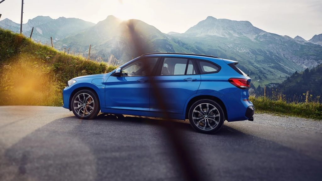 Image of a BMW X1 xDrive25e