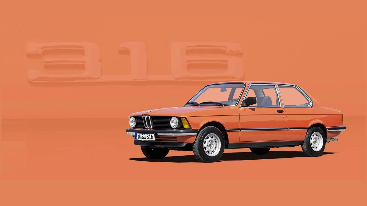 Image of a 3 Series circa 1975