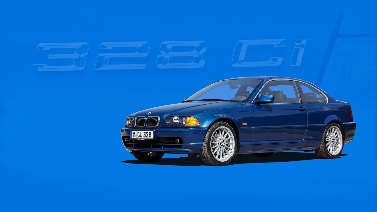 Image of a 3 Series circa 1997