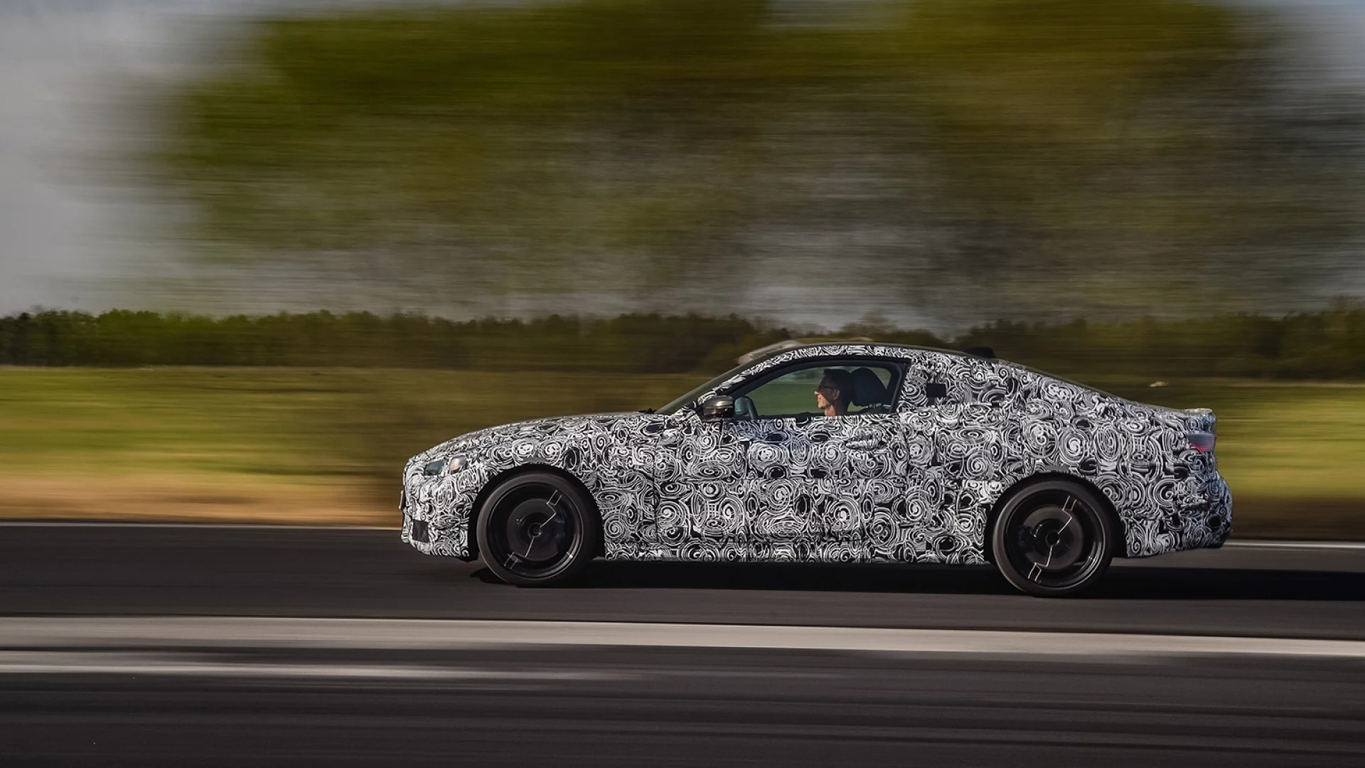 image of the new 4 Series Coupé