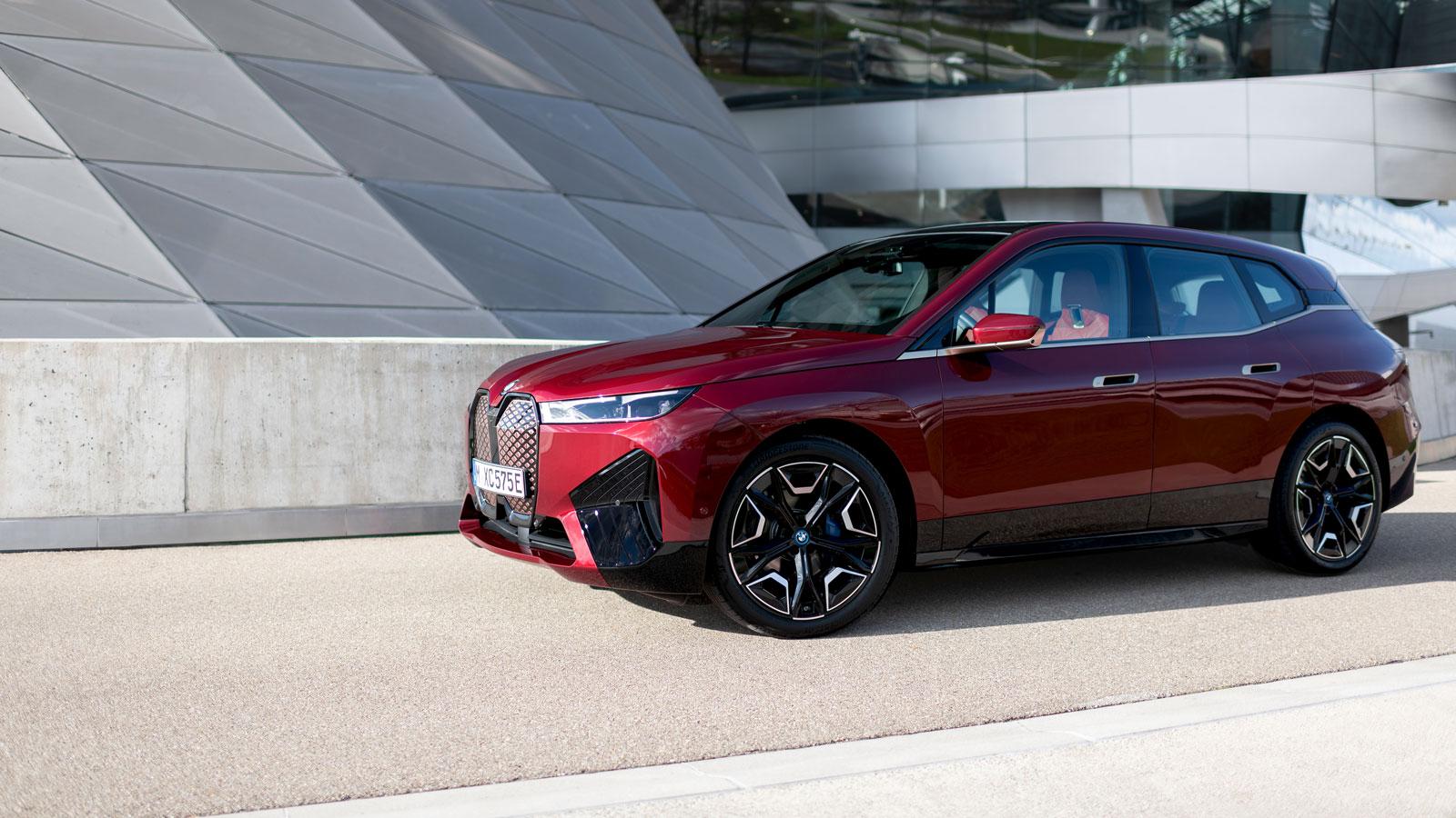 Image of a BMW iX