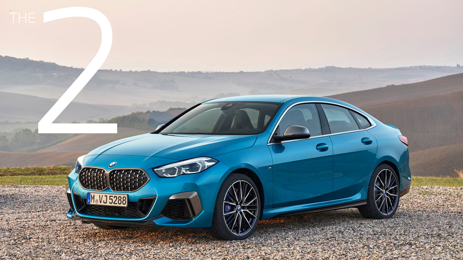 Image of the BMW 2 Series GC
